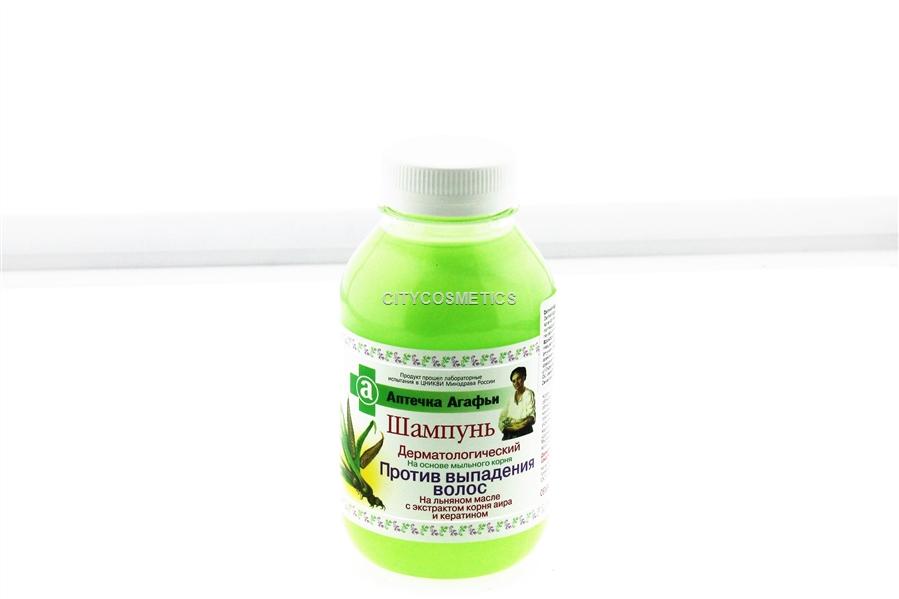 apteczka agafii szampon dermatologiczny przeciw wypadaniu włosów