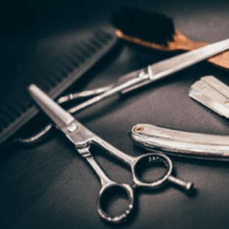 Pielęgnacja brody, golenie